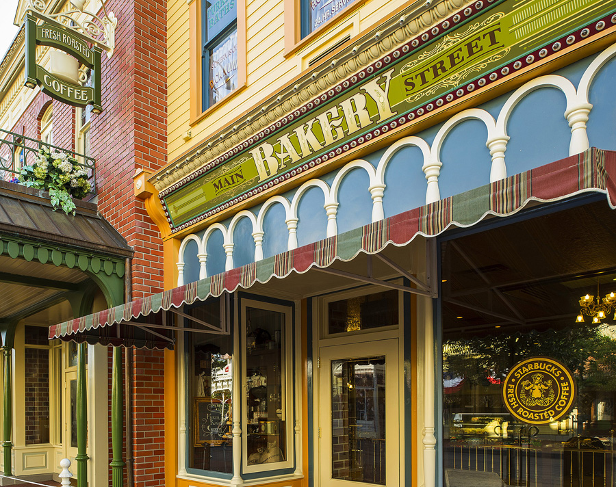 Main Street Bakery Reopens, Now Serving Starbucks at Magic Kingdom Park