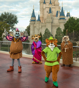 Long-Lost Disney Characters Coming to Walt Disney World Resort for 'Limited Time Magic'