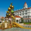 Alice in Wonderland Themed Kids Water Play Area at Disney's Grand Floridian Resort & Spa