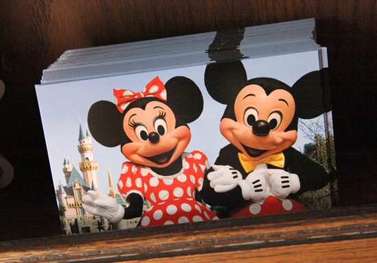 Wish You Were Here – Postcards from Disney Parks