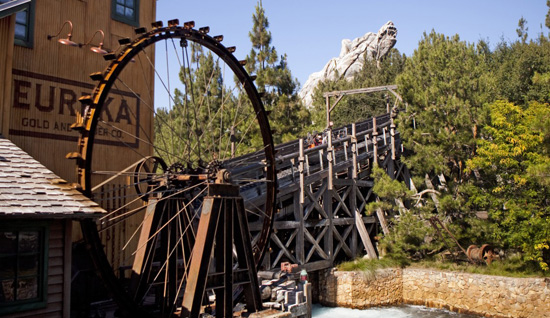 Grizzly Peak is the perfect place to bask in the sun and listen to the water passing by.
