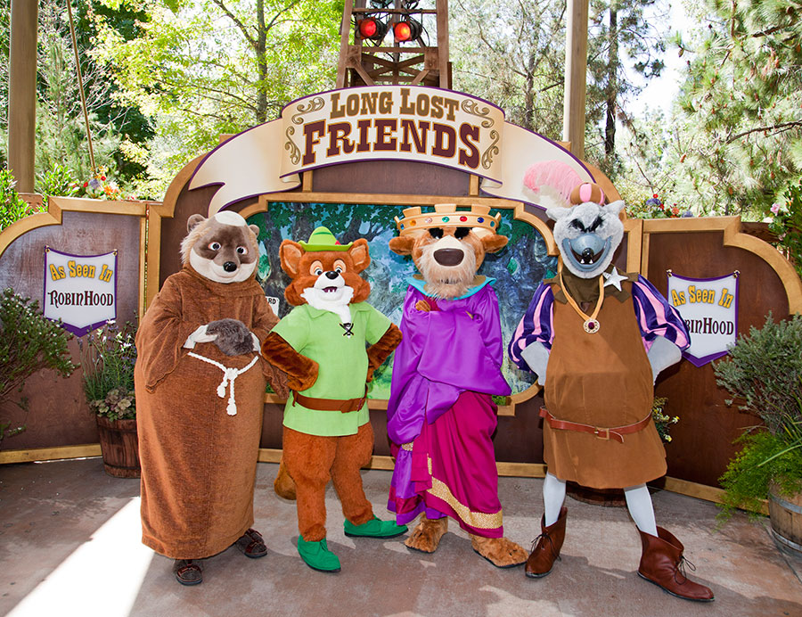 Long-Lost Disney Friends Will Return to Disneyland Park for 'Limited Time Magic'