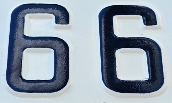Where at Disney Parks Can You Find This 66?