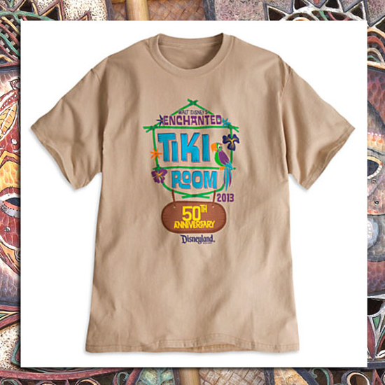 'Tiki-rific' Time at 50th Anniversary Event for Walt Disney's Enchanted Tiki Room at Disneyland Resort