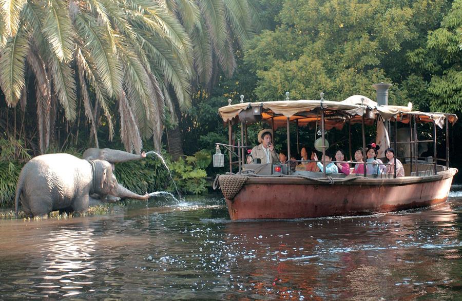 「Jungle Cruise tokyo disneyland」の画像検索結果