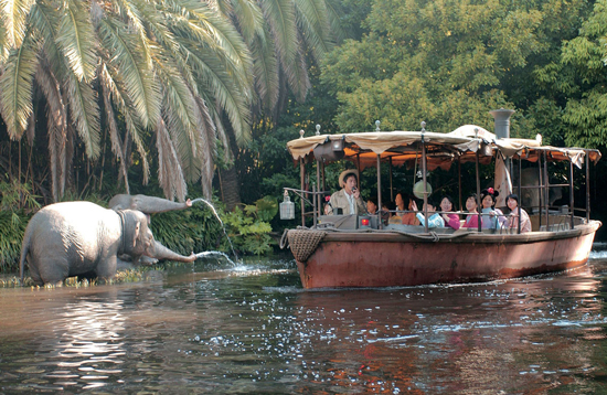 New Version of Jungle Cruise To Debut At Tokyo Disneyland in 2014