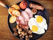 Full Irish Breakfast available at Raglan Road at Downtown Disney