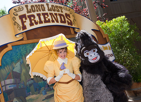 Long-Lost Disney Friends Return to Disneyland Park for 'Limited Time Magic' August 19-25