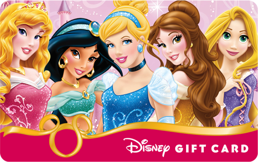 New Disney Gift Cards Fly in This Summer: Planes, Star ...