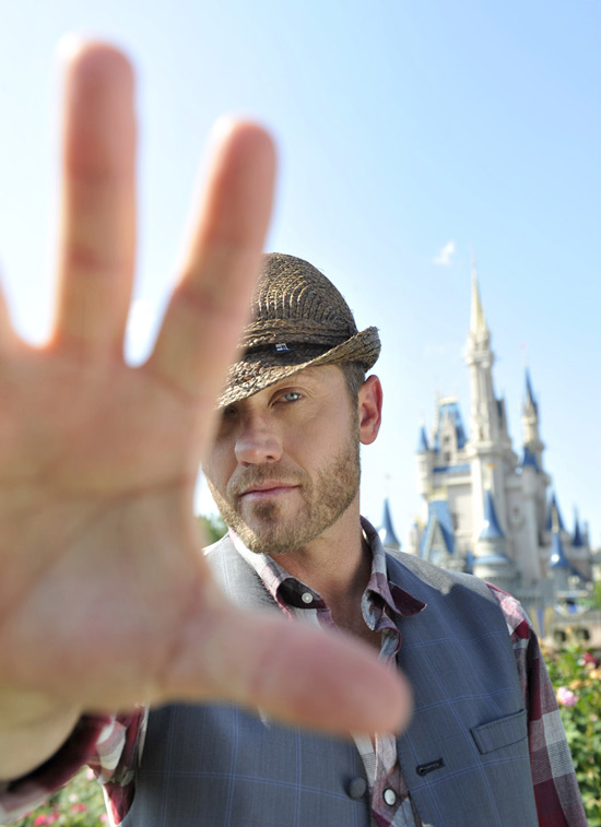 TobyMac, Performing at This Year's Night of Joy at Magic Kingdom Park