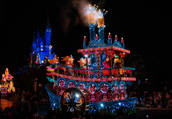 Tokyo Disneyland Electrical Parade 'Dreamlights'