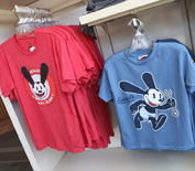 Oswald the Lucky Rabbit T-Shirts, Part of a 'Limited Time Magic' Celebration at Disney California Adventure Park