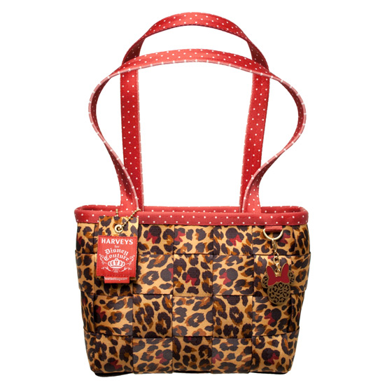 Minnie Leopard, the Latest from HARVEY'S for Disney Couture Collection