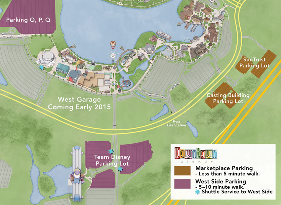 Top Tips to Make the Most of your Downtown Disney Visit at Walt
