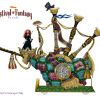 Merida's 'Disney Festival of Fantasy Parade' Float