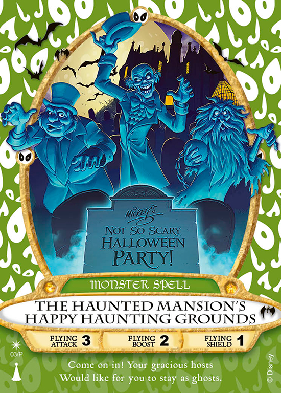 Hitchhiking Ghost Sorcerers of the Magic Kingdom Card Debuts at ...