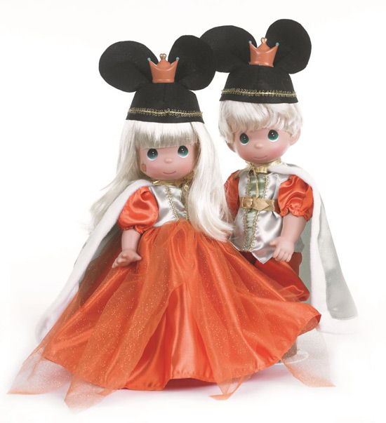 Halloween Inspired Dolls by Precious Moments