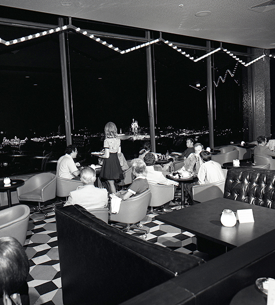 Vintage Walt Disney World: California Grill Through The Years