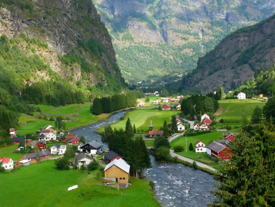 Adventures by Disney Journeys to Norway in 2014