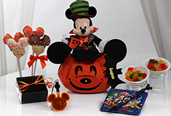 Mickey's Trick & Treat Pumpkin From Disney Floral & Gifts