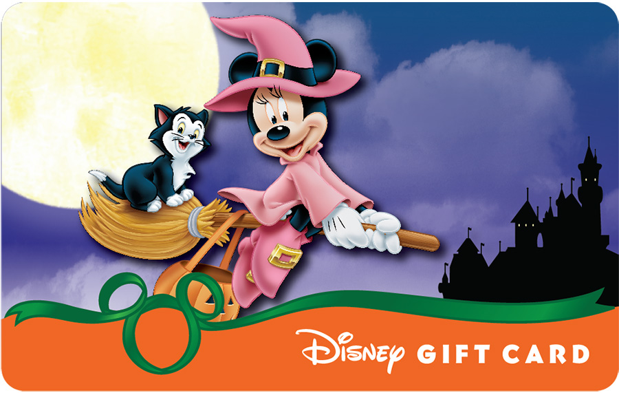 New Halloween Designs: In-Park Halloween Disney Gift Cards Have ...