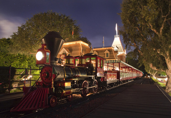 All Aboard the Disney Parks Blog Halloween Time Express Meet-Up at Disneyland Park
