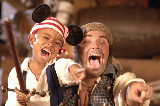 Yaar! Pirates Be Coming to Disney Parks for 'Limited Time Magic'