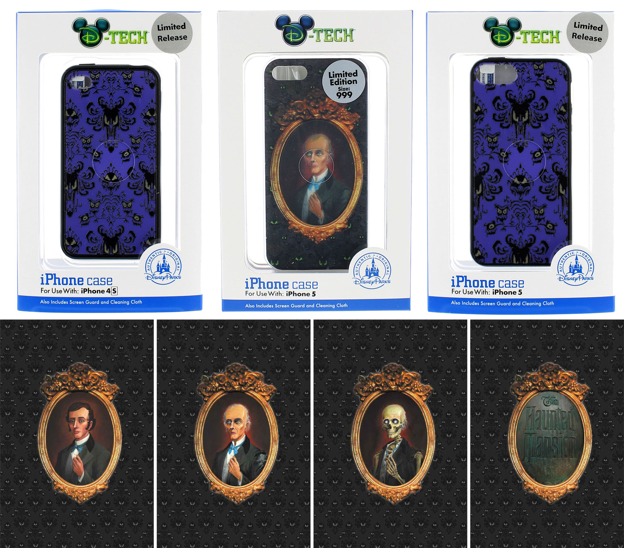 A Look at Recent and Future Haunted Mansion Merchandise at Disney Parks   Disney Parks Blog
