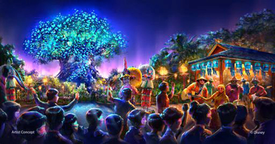 Live Performers On Discovery Island Will Be Part Of New Entertainment Experiences Available To Guests As