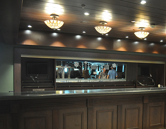 Disney Magic Transformation Update: O'Gill's Pub