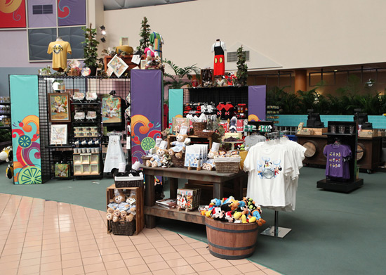 The Festival Center at the 2013 Epcot International Food & Wine Festival