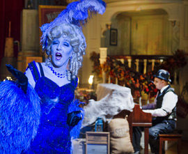 Hostess Miss Betty Blue