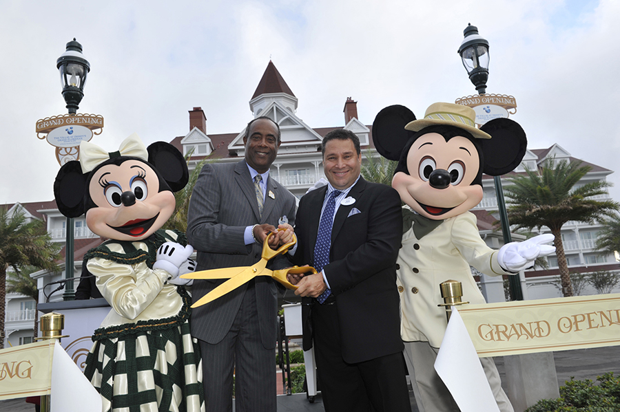 "Disney Vacation Club Opens its 12th Resort in ""Grand"" Fashion"