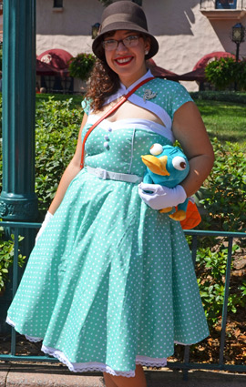 Main Street Style at Disney Parks: Phineas and Ferb