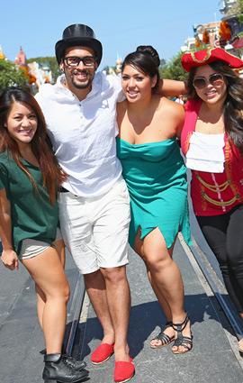 Main Street Style at Disney Parks: Peter Pan