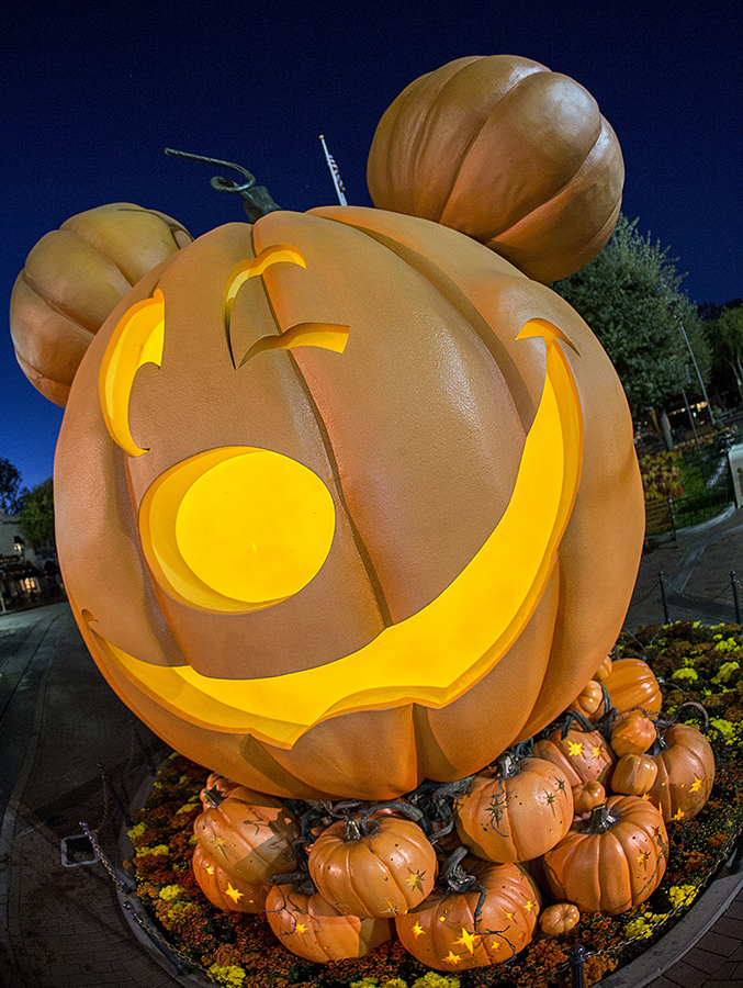 disney parks after dark boo happy halloween from disneyland park