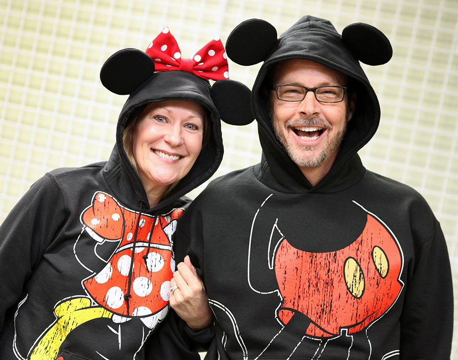 New Hooded Sweatshirts Featuring Mickey And Minnie Mouse At Disney Parks  sc 1 st  Disney Parks & Last-Minute Costume Ideas for a Disney Side-Inspired Halloween at ...
