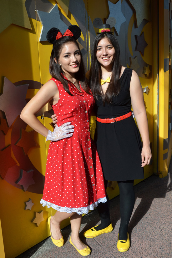 Minnie- and Mickey-Inspired Style at Disney's Hollywood Studios
