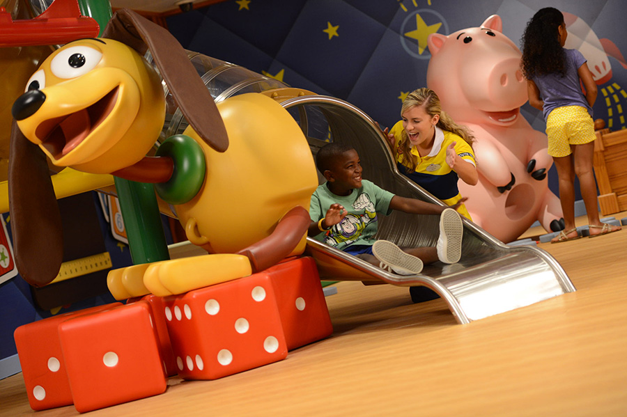 New Stories Come To Life For Kids On The Reimagined Disney Magic - Disney cruise ship toy