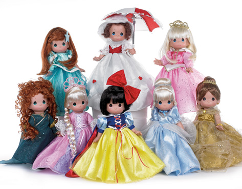 Precious Moments Dolls by Linda Rick
