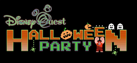 New DisneyQuest Halloween Party Coming to Downtown Disney