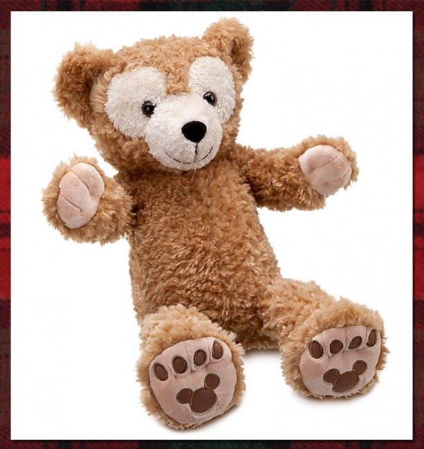 'Limited Time Magic' Toys for Tots Promotion, Featuring Duffy the Disney Bear