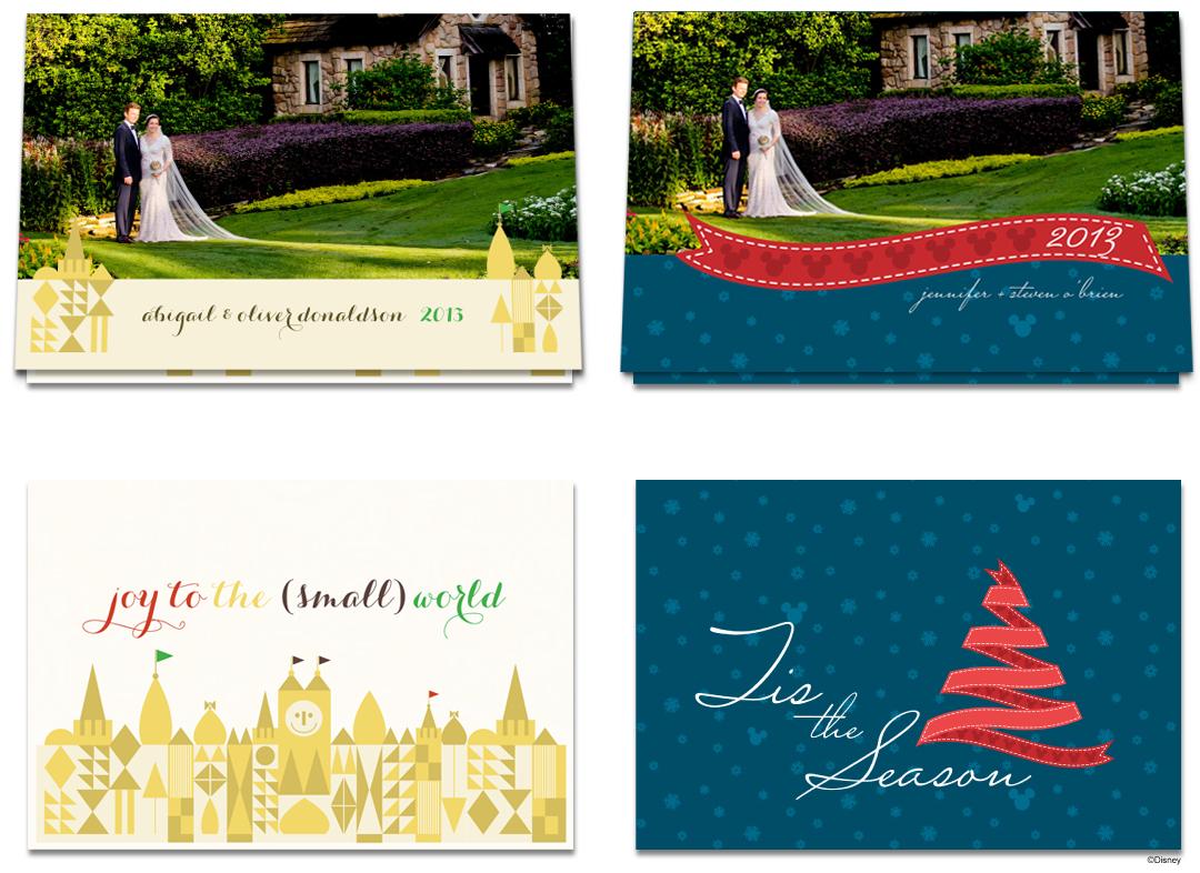 Create Memories With Exclusive Disney Christmas Cards | Disney ...