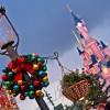 Disneyland Paris Offers Up a 'Frozen' Holiday Celebration