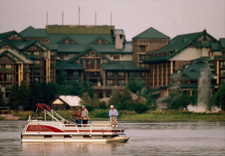 Reel in a great time with some fishing at walt disney for Where can i go fishing near me