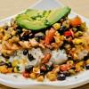 Fiesta Chicken Rice Bowl