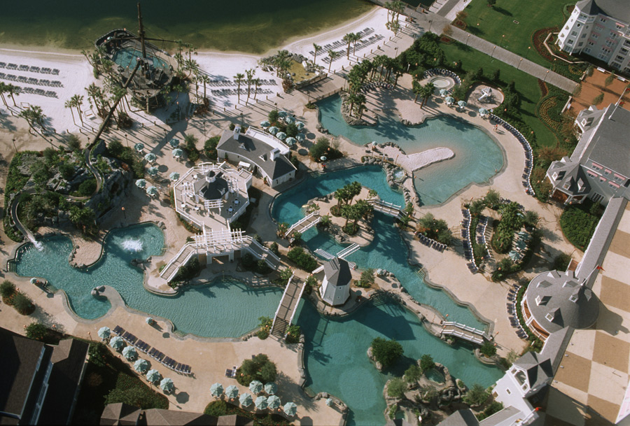 Image result for disney beach club pool