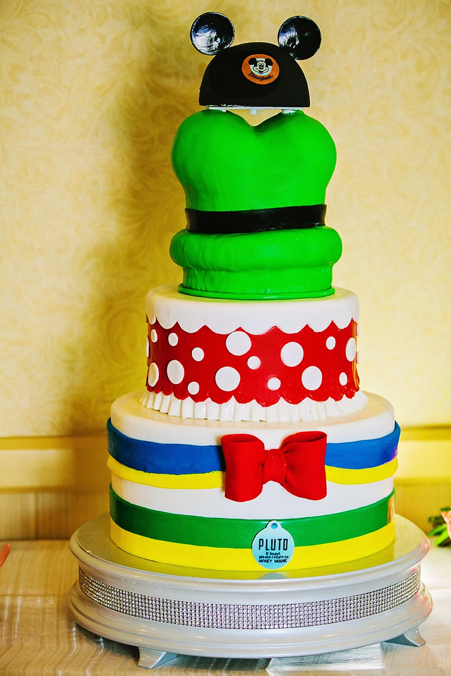 Weddings at disney parks and resorts - Sweet Its National Cake Day At Walt Disney World Resort Disney Walt Disney Birthday Cakes