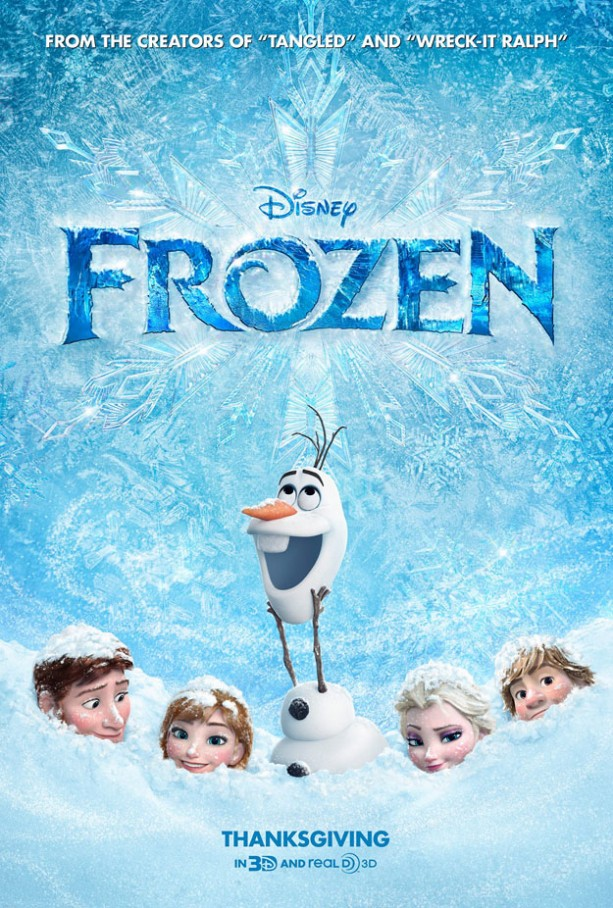 Disney's 'Frozen' Special Advanced Screening at Downtown Disney