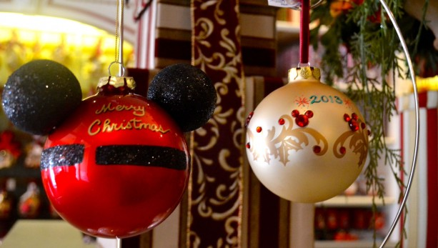 Ornaments Add a Personal Touch to the Holidays at the Disneyland Resort